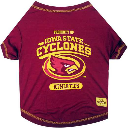 IOWA STATE Pet T-Shirt
