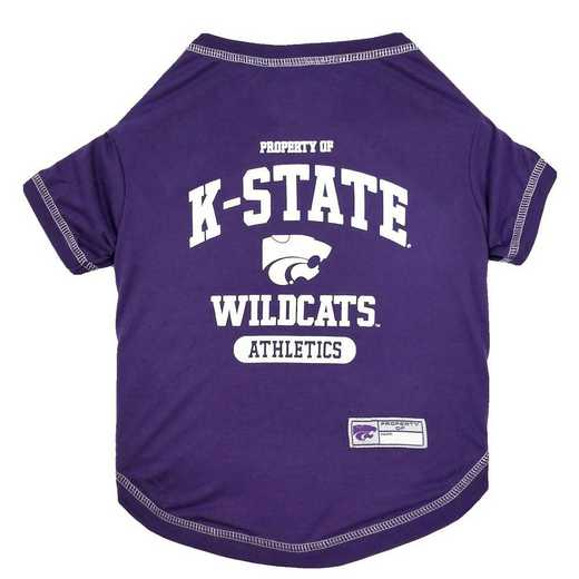 KANSAS STATE Pet T-Shirt