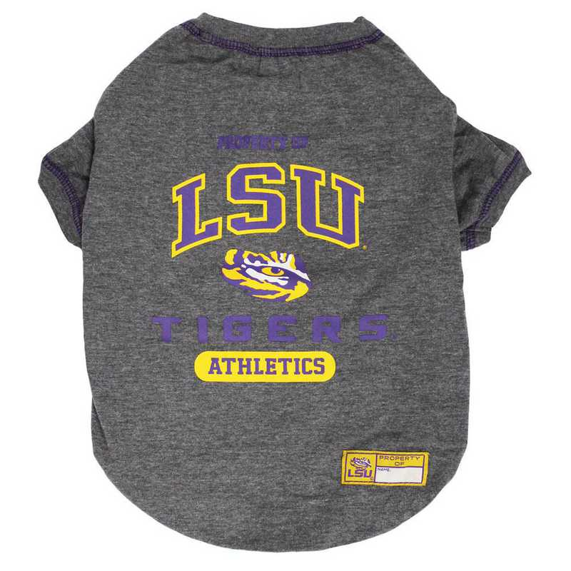 LSU Pet T-Shirt