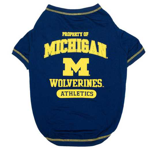 MICHIGAN Pet T-Shirt