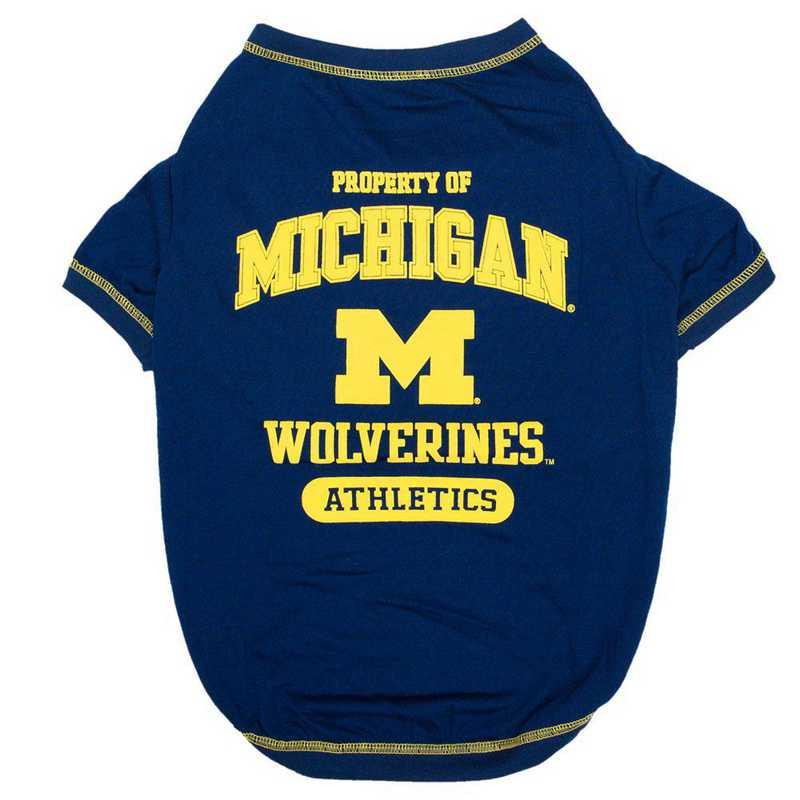 MICHIGAN Pet T-Shirt