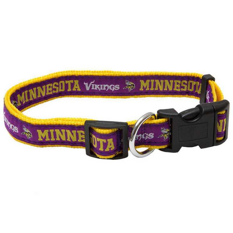 MINNESOTA VIKINGS Dog Collar