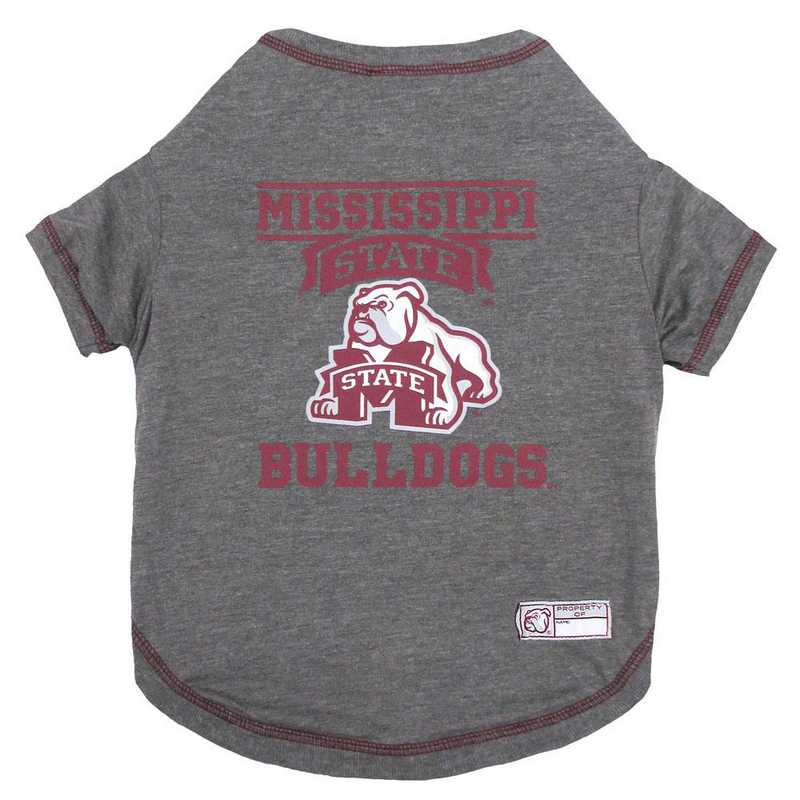 MISSISSIPPI STATE Pet T-Shirt