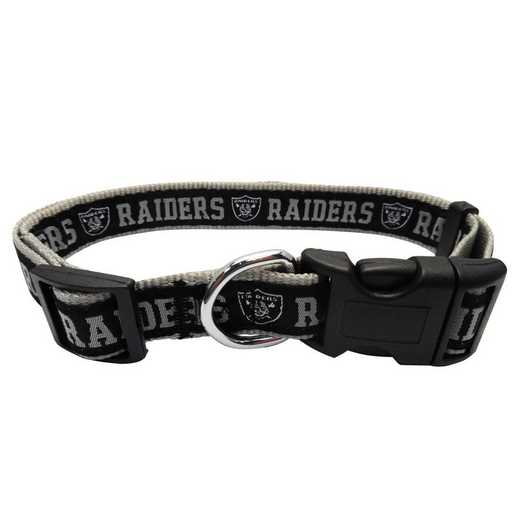 OAKLAND RAIDERS Dog Collar