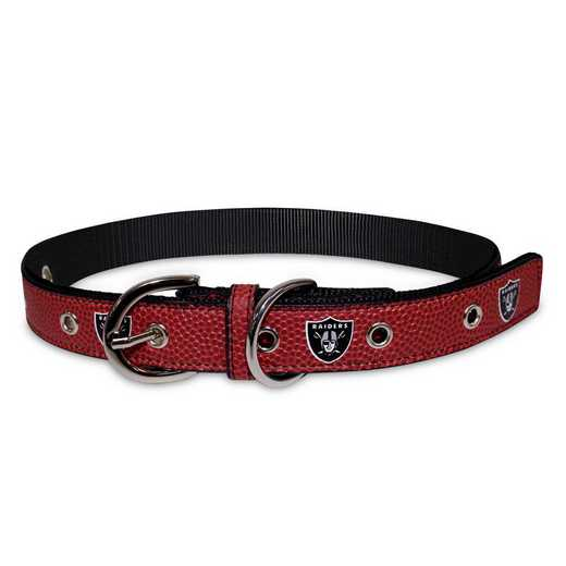 OAKLAND RAIDERS Signature Pro Dog Collar