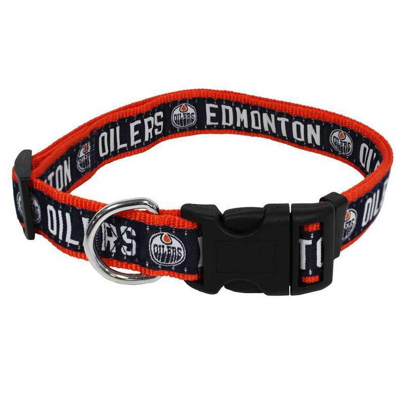 EDMONTON OILERS Dog Collar
