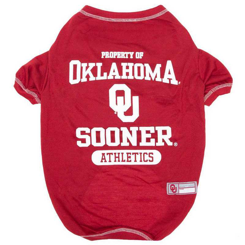 OKLAHOMA Pet T-Shirt