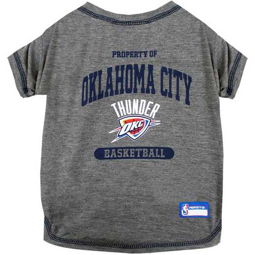 OKC THUNDER Pet T-Shirt
