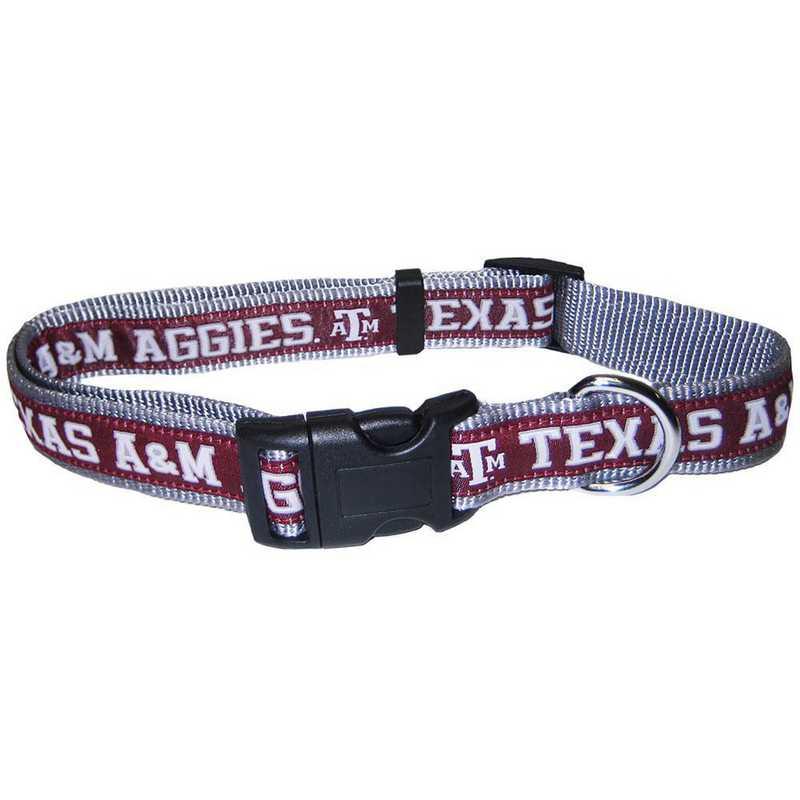 TEXAS A & M Dog Collar