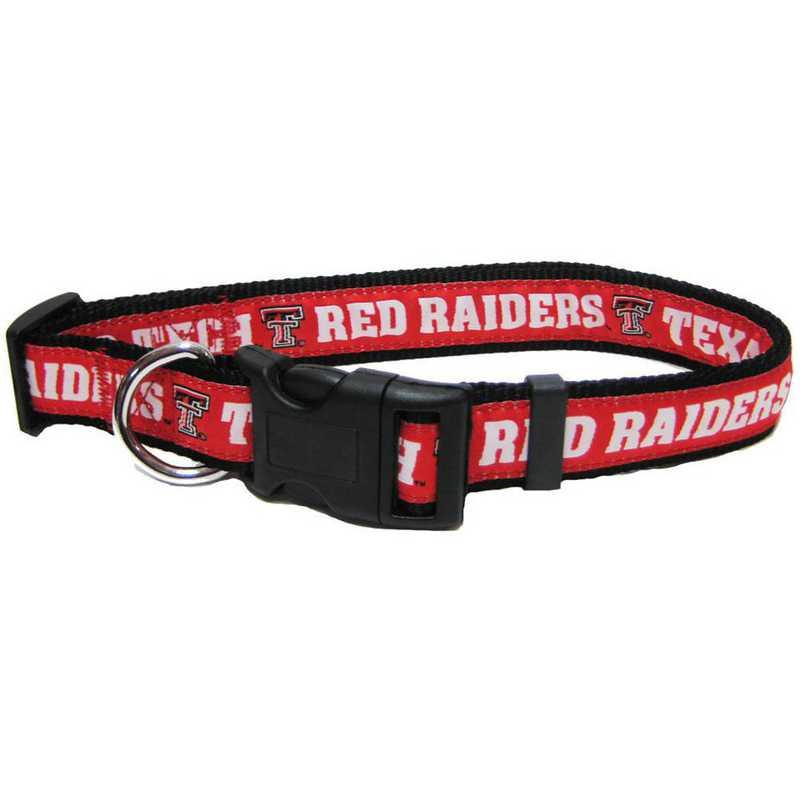 TEXAS TECH Dog Collar