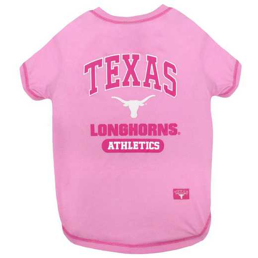 TEXAS Pink Pet T-Shirt