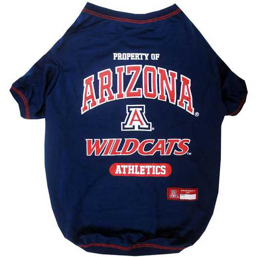 THE UNIVERSITY OF ARIZONA Pet T-Shirt