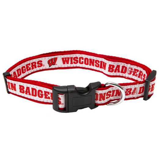 WISCONSIN Dog Collar