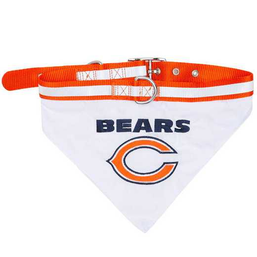 CHICAGO BEARS Bandana Dog Collar