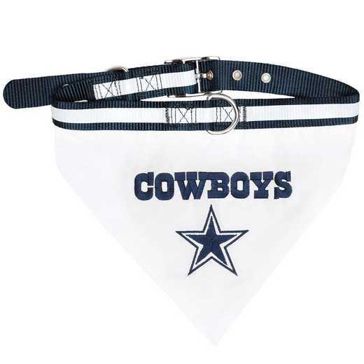 DALLAS COWBOYS Bandana Dog Collar