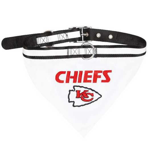 KANSAS CITY CHIEFS Bandana Dog Collar