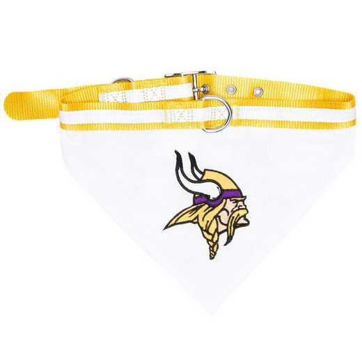 MINNESOTA VIKINGS Bandana Dog Collar