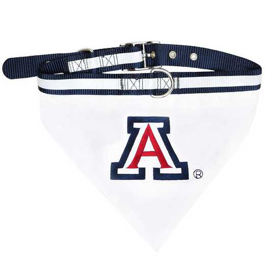 THE UNIVERSITY OF ARIZONA Bandana Dog Collar