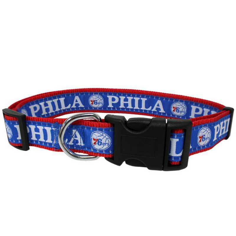 76ERS Dog Collar