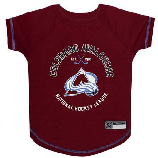 COLORADO AVALANCHE Pet T-Shirt