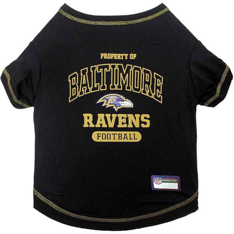 BAL-4014-XL: BALTIMORE RAVENS TEE SHIRT