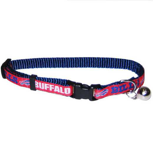 BUF-5010: BUFFALO BILLS CAT COLLAR