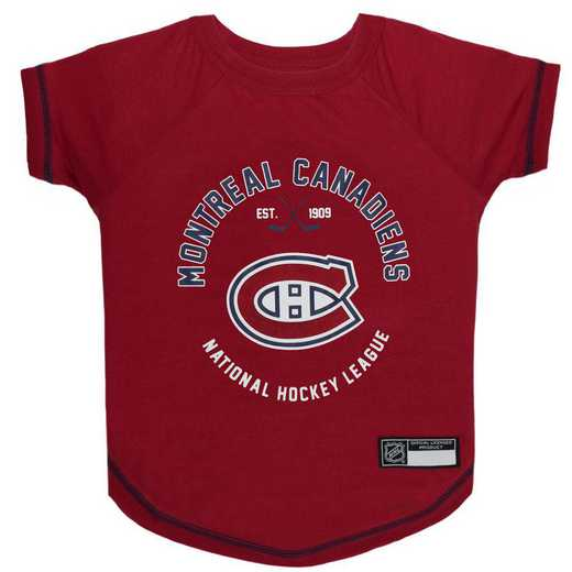 MONTREAL CANADIENS  Pet T-Shirt