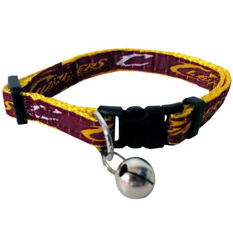 CAV-5010: Cleveland Cavaliers Cat Collar
