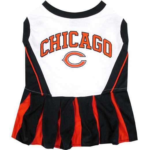 CHI-4007-XS: CHICAGO BEARS CHEERLEADER