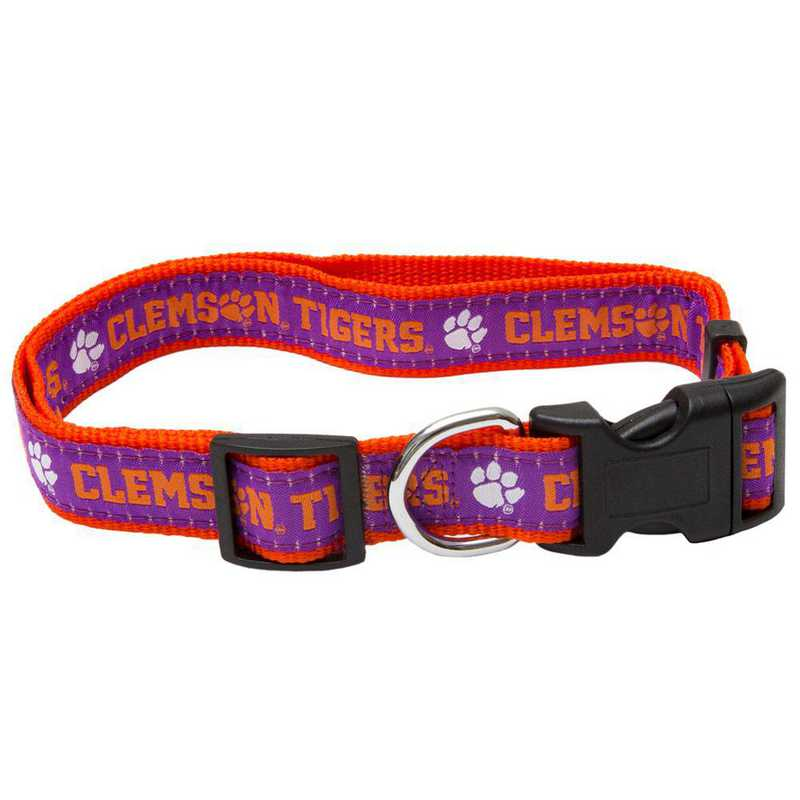 CLEMSON Dog Collar