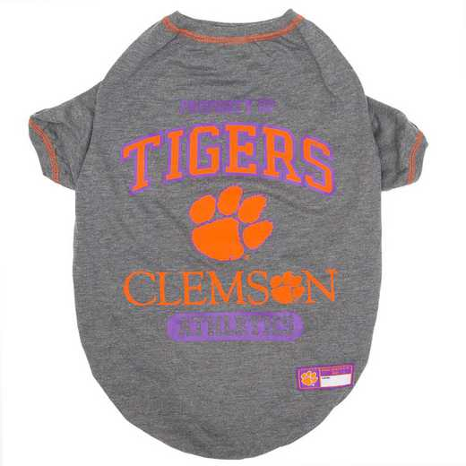 CL-4014-XL: CLEMSON TEE SHIRT