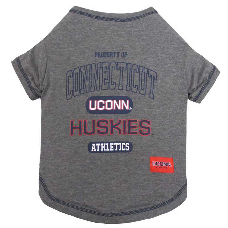 CT-4014-XL: U CONN TEE SHIRT