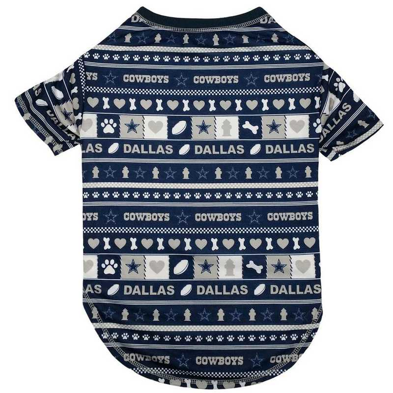 DALLAS COWBOYS Pet Ugly Tee