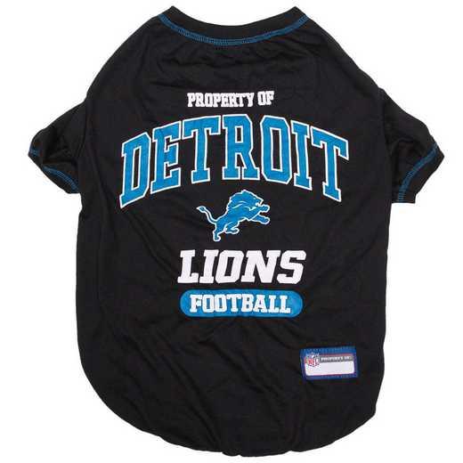 DET-4014-XL: DETROIT LIONS TEE SHIRT