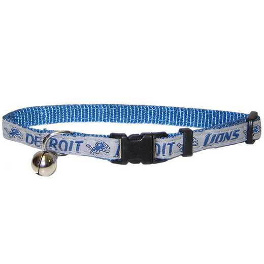 DET-5010: DETROIT LIONS CAT COLLAR