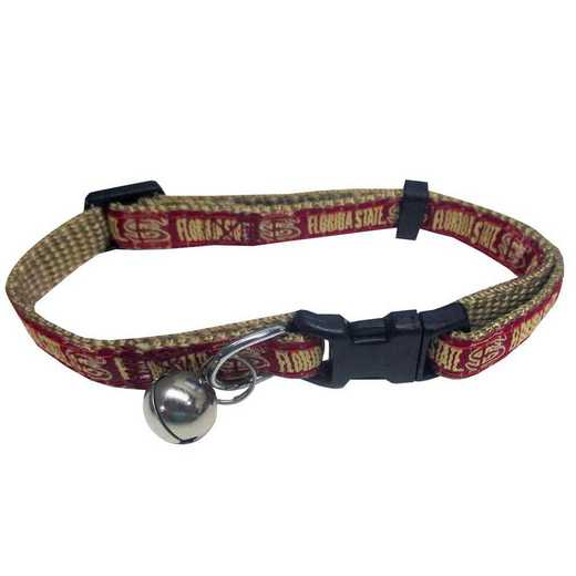 FSU-5010: FLORIDA STATE CAT COLLAR