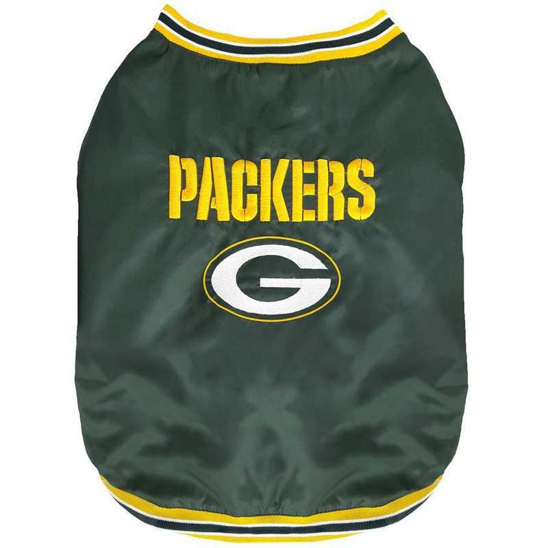GREEN BAY PACKERS Pet Dugout Jacket