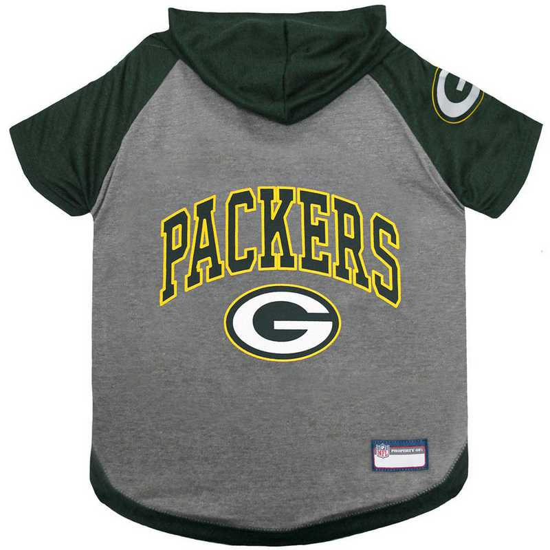 GREEN BAY PACKERS Pet Hoodie T-Shirt