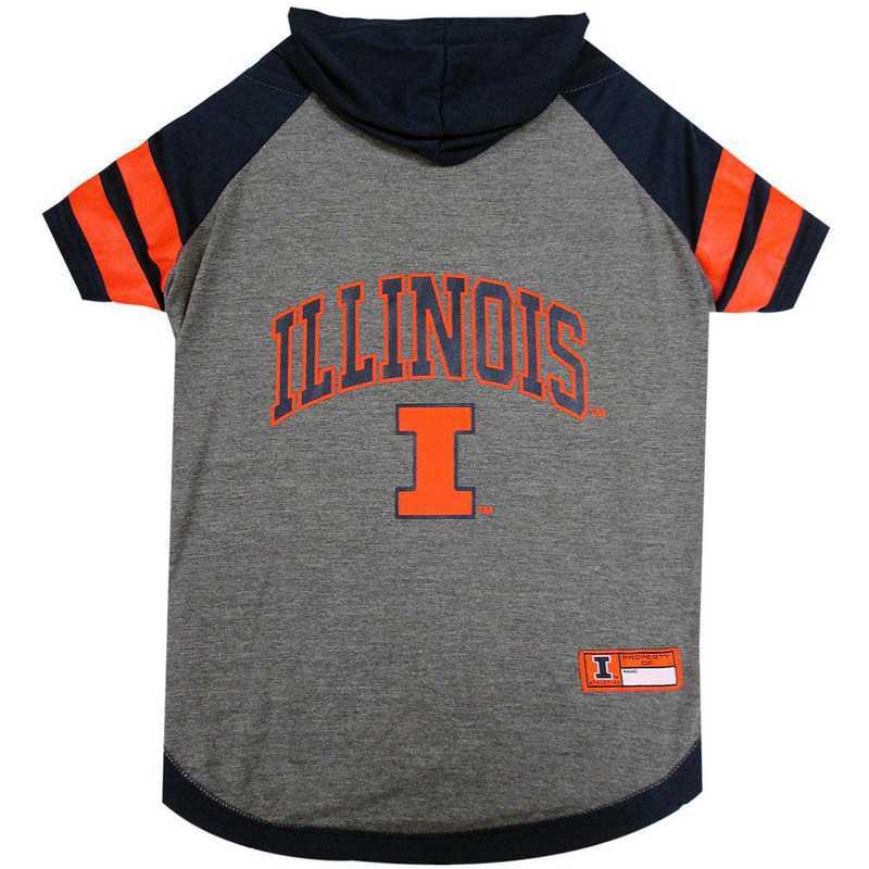 ILLINOIS Pet Hoodie T-Shirt
