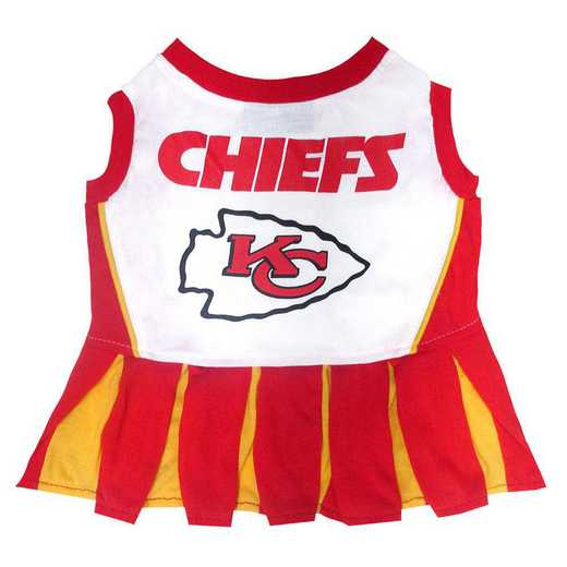 KCC-4007-XS: KANSAS CITY CHIEFS CHEERLEADER