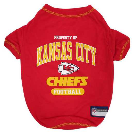 KCC-4014-XL: KANSAS CITY CHIEFS TEE SHIRT