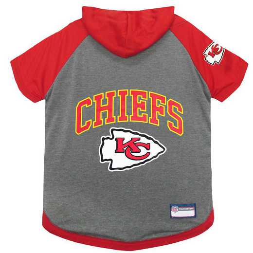 KANSAS CITY CHIEFS Pet Hoodie T-Shirt