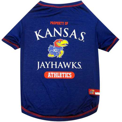 KU-4014-XL: KANSAS TEE SHIRT