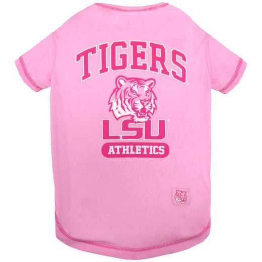 LSU Pink Pet T-Shirt