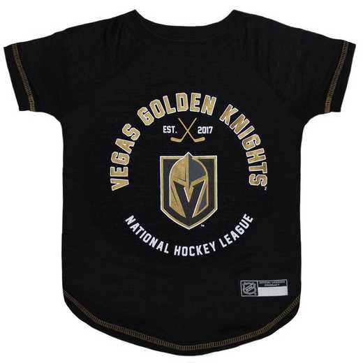 VEGAS GOLDEN KNIGHTS Pet T-Shirt