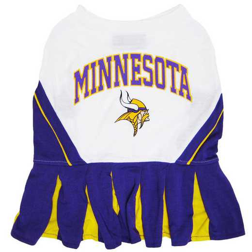 MIN-4007-XS: MINNESOTA VIKINGS CHEERLEADER