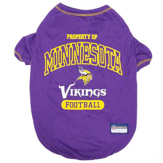MIN-4014-XL: MINNESOTA VIKINGS TEE SHIRT