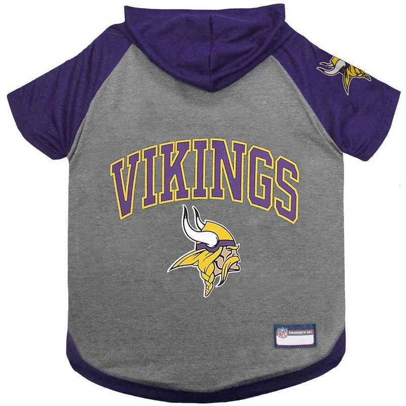 MINNESOTA VIKINGS Pet Hoodie T-Shirt