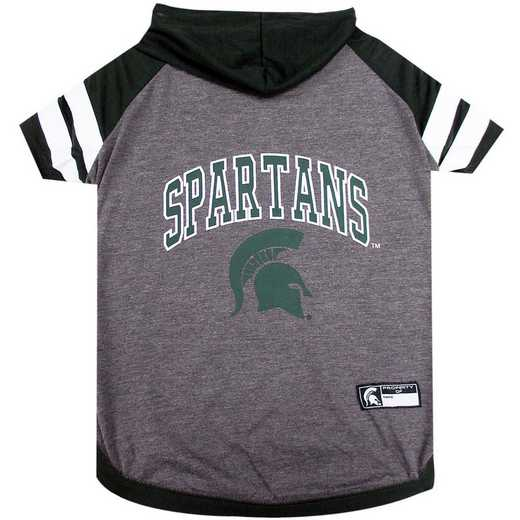 MICHIGAN STATE  Pet Hoodie T-Shirt