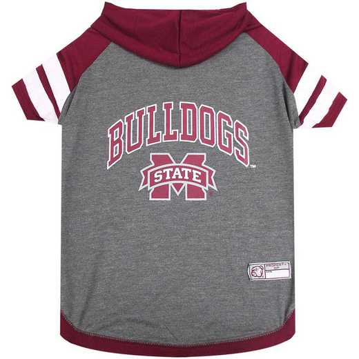 MISSISSIPPI STATE  Pet Hoodie T-Shirt